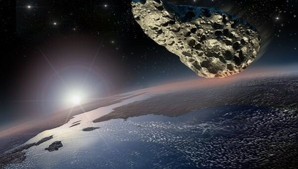 Астероид над Землей - Sputnik Абхазия