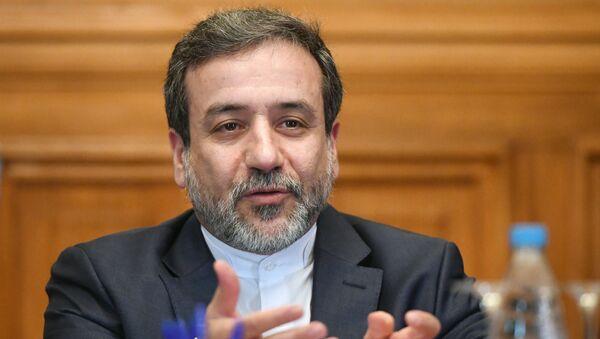 Заместитель министра иностранных дел Ирана Аббас Аракчи - Sputnik Абхазия