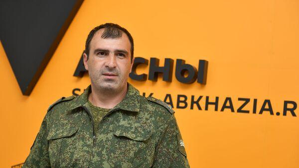 Тимур Кишмария - Sputnik Аҧсны