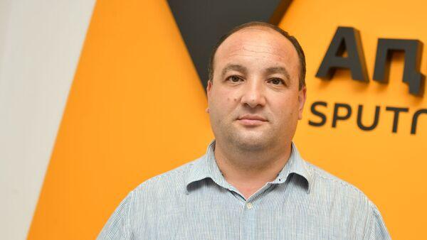 Вадим Шамба - Sputnik Аҧсны
