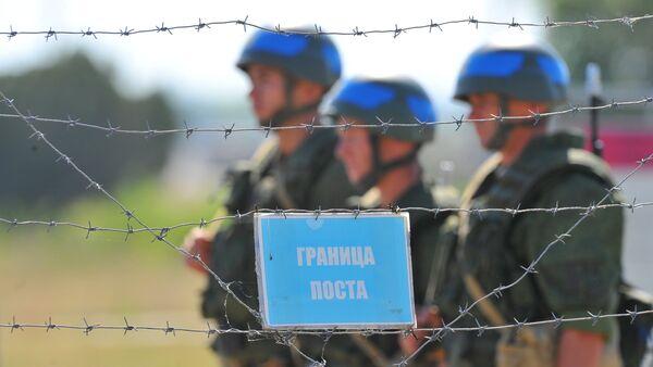 Учения Оперативной группы российских войск в Приднестровье - Sputnik Абхазия