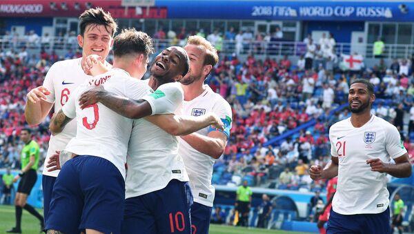 Футбол. ЧМ-2018. Матч Англия - Панама - Sputnik Абхазия