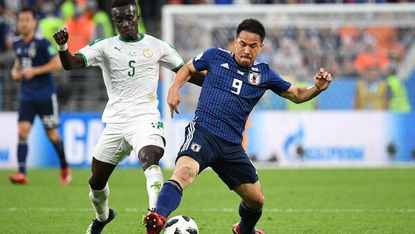 Футбол. ЧМ-2018. Матч Япония - Сенегал - Sputnik Абхазия