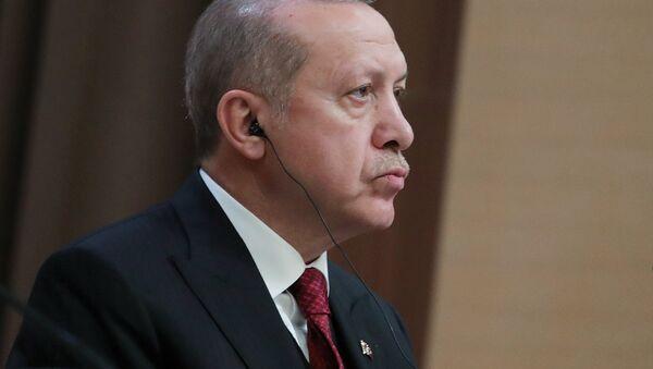 Визит президента РФ В. Путина в Турцию. День второй - Sputnik Абхазия