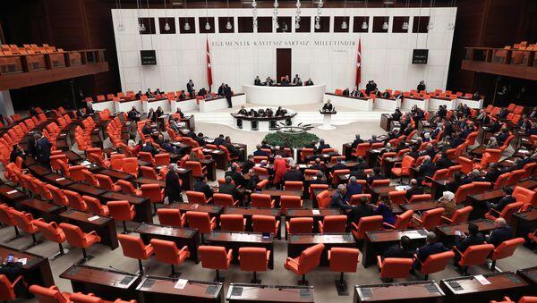 Великое национальное собрание Турции - Sputnik Абхазия