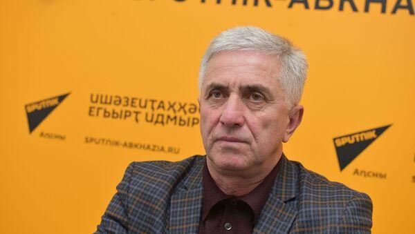Беслан Дбар - Sputnik Аҧсны