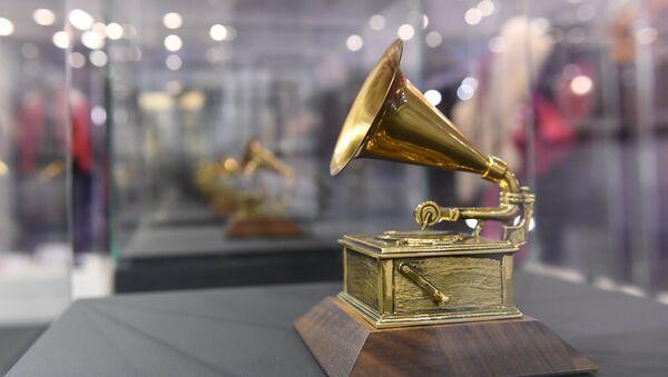 Экспозиция музея Grammy в Смоленском пассаже - Sputnik Аҧсны