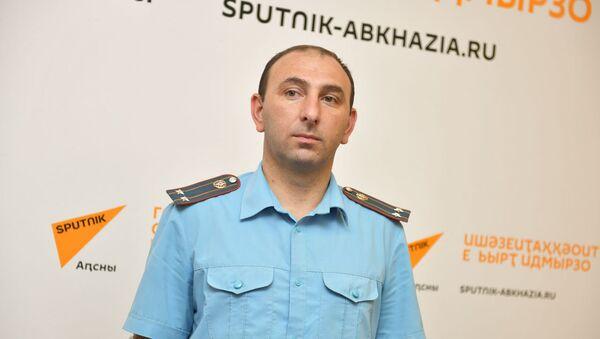 Ираклий Елбакиев  - Sputnik Абхазия