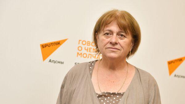 Жанна Занҭариаԥҳа - Sputnik Аҧсны