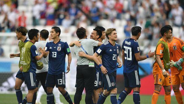 Футбол. ЧМ-2018. Матч Япония - Польша - Sputnik Абхазия