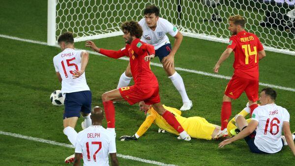 Матч Англия-Бельгия - Sputnik Абхазия