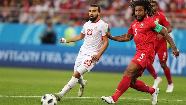 Футбол. ЧМ-2018. Матч Панама - Тунис - Sputnik Абхазия