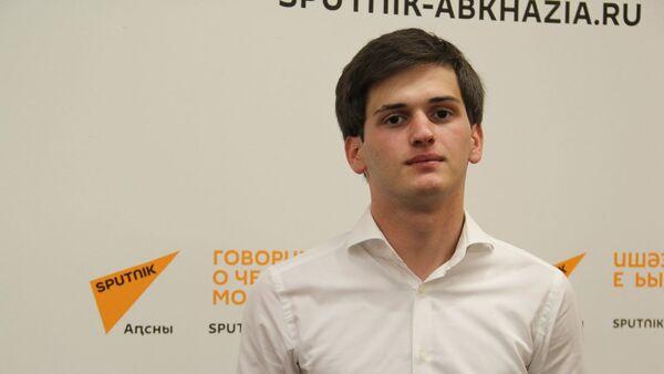 Аляс Сангулия - Sputnik Аҧсны