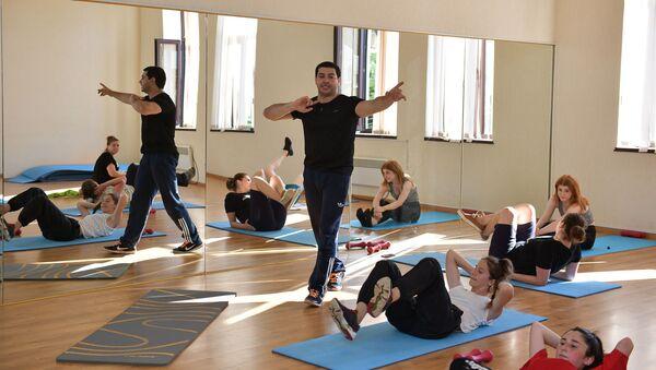 Спортивная гимнастика - Sputnik Абхазия