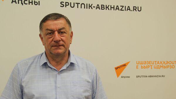 Вахтанг Ԥиԥиа  - Sputnik Аҧсны