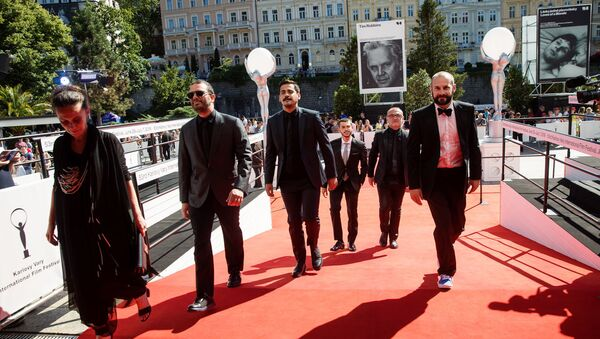 Премьера фильма Братья на международном кинофестивале в Карловых Варах - Sputnik Аҧсны
