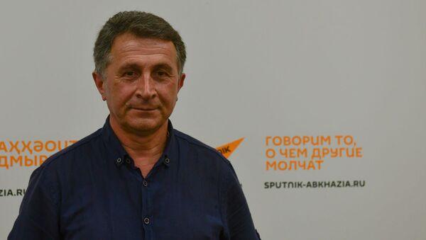 Валерий Барганджия - Sputnik Аҧсны