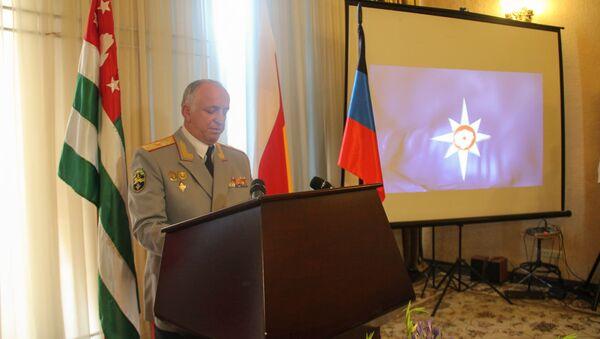 МЧС Абхазии исполнилось 12 лет - Sputnik Абхазия