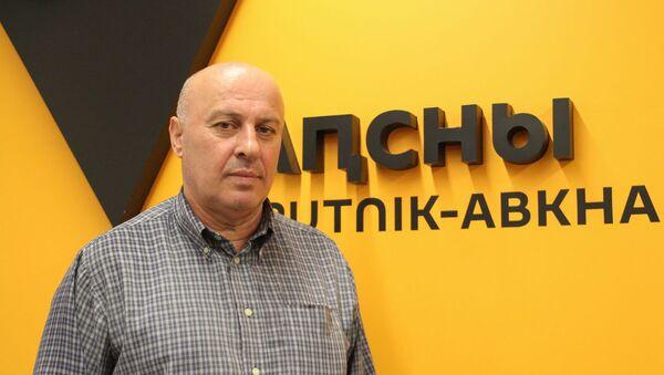 Адик Цушба - Sputnik Аҧсны