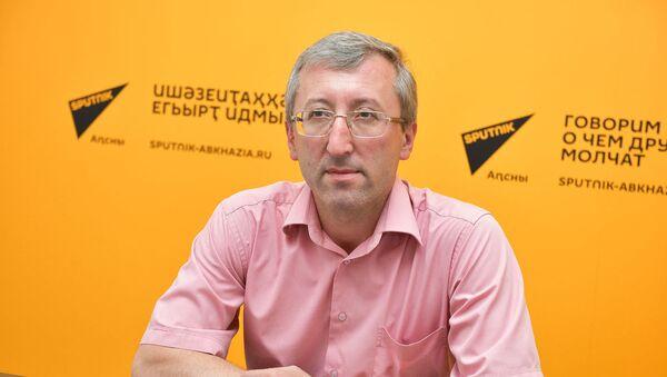 Дмитри Габлиа - Sputnik Аҧсны