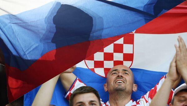 Россия – Хорватия: ожидания перед матчем - Sputnik Абхазия