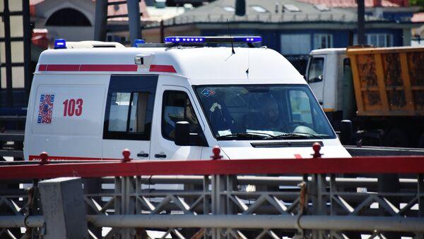 Автомобиль скорой помощи - Sputnik Абхазия