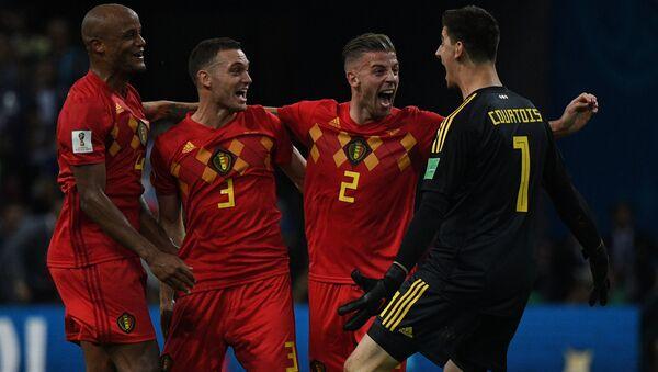 Сборная Бельгии вышла в полуфинал ЧМ-2018, обыграв команду Бразилии - Sputnik Абхазия