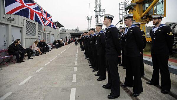 Королевский флот Великобритании - Sputnik Абхазия