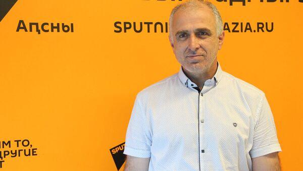 Давид Дасания - Sputnik Аҧсны