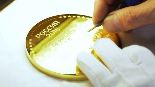 Ногу Игоря Акинфеева увековечили в золоте - Sputnik Абхазия