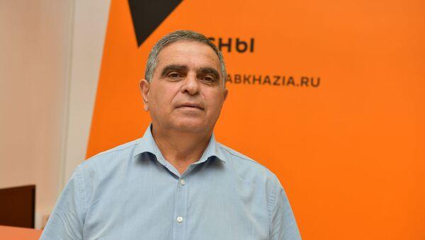Гарик Саманба - Sputnik Аҧсны