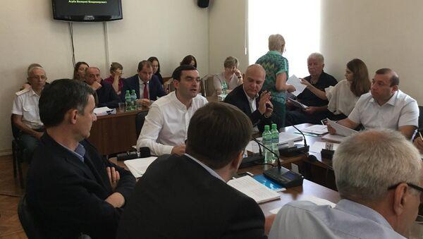 Заседания парламента - Sputnik Аҧсны
