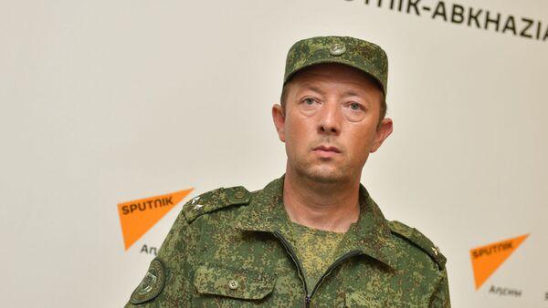 Роланд Джоджуа - Sputnik Абхазия