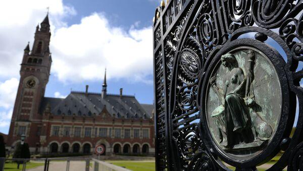 Дворец Мира в Гааге - официальная резиденция Международного суда ООН и Постоянной палаты третейского суда - Sputnik Абхазия