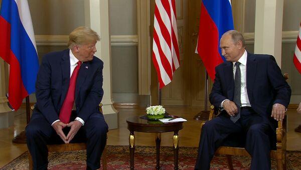 Встреча Путина и Трампа в Хельсинки - Sputnik Аҧсны