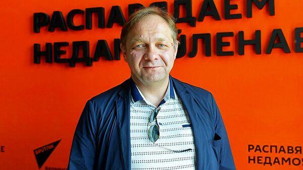 Кирилл Коктыш  - Sputnik Абхазия