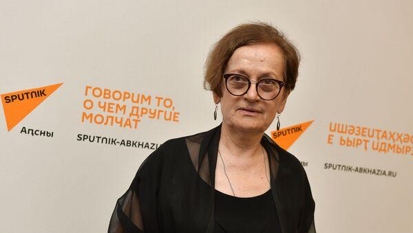 Далила Пилия - Sputnik Аҧсны