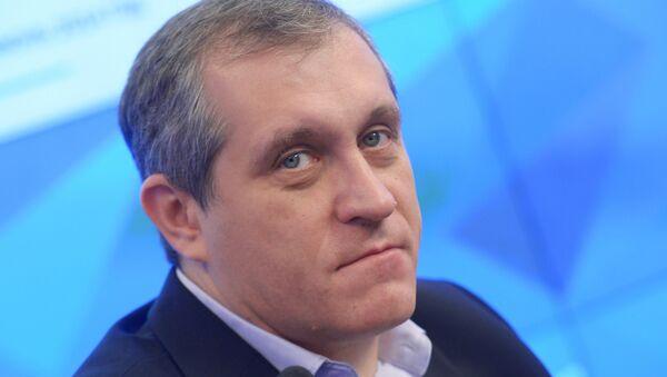Борис Межуев - Sputnik Абхазия