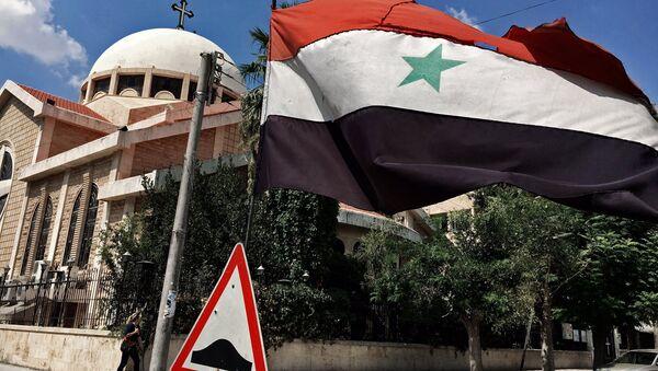Ситуация в Алеппо - Sputnik Абхазия
