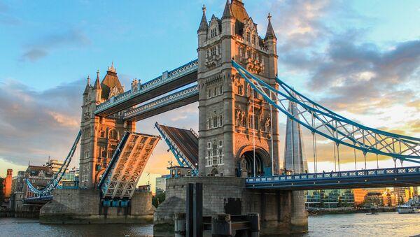Тауэрский мост в Лондоне - Sputnik Абхазия