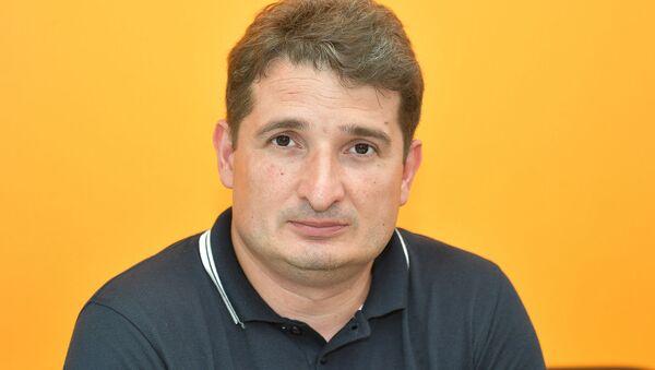 Николай Трапш - Sputnik Абхазия