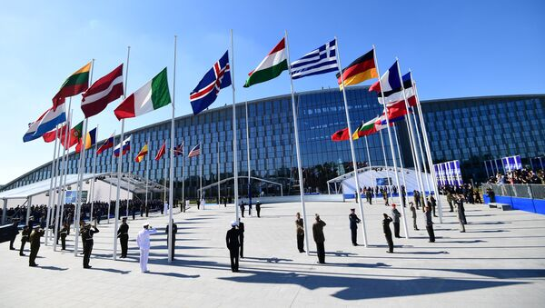 Штаб-квартира НАТО в Брюсселе - Sputnik Аҧсны