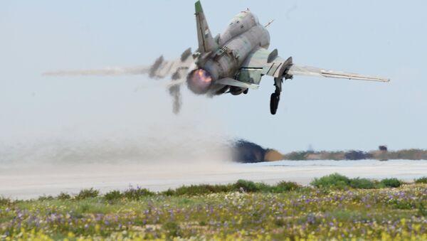 Сирийские ВВС возобновили вылеты с аэродрома Шайрат - Sputnik Абхазия