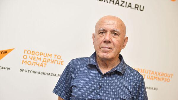 Олег Дамениа  - Sputnik Аҧсны