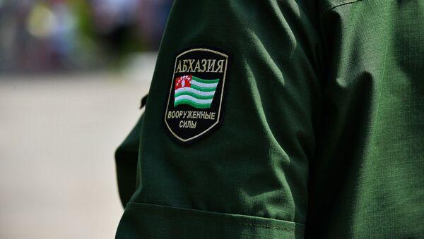 Присяга в министерстве обороны Абхазии - Sputnik Абхазия