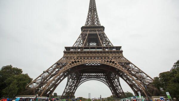 Эйфелева башня в Париже. - Sputnik Аҧсны