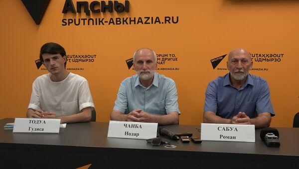 Никаких интриг, одни эмоции: новый руководитель Абхазского драмтеатра рассказал о ситуации в коллективе - Sputnik Абхазия