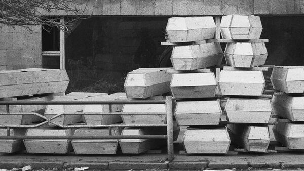 Гробы, архивное фото - Sputnik Абхазия