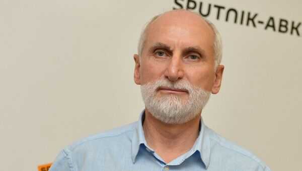 Нодар Чанба - Sputnik Аҧсны