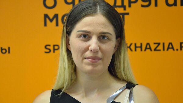 Асида Адлейба - Sputnik Абхазия